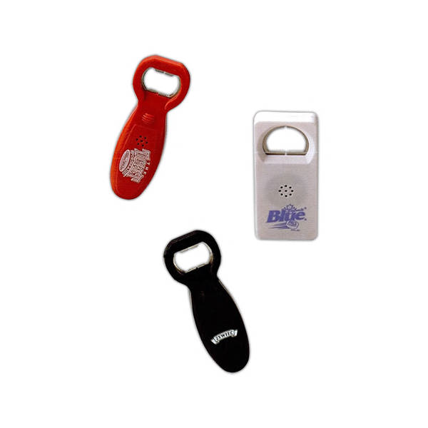 Bottle Openers with Sound